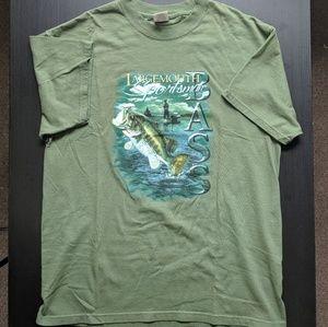 Vintage Bass Sportsman T-shirt